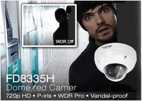 FD8335H WDR-Pro